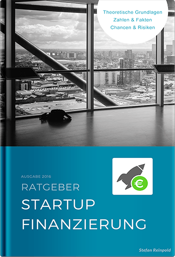 eBook Ratgeber Startup Finanzierung Stefan Reinpold